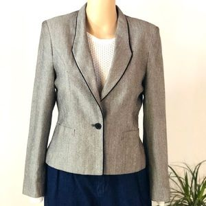 Saks Fifth Avenue Wool Blend Blazer